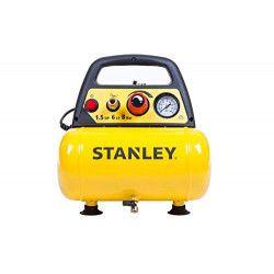 STANLEY Compresseur d`air 6L 1,5HP