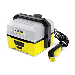 Kärcher OC 3 Nettoyeur haute pression Compact Batterie 120 l/h Noir, Jaune