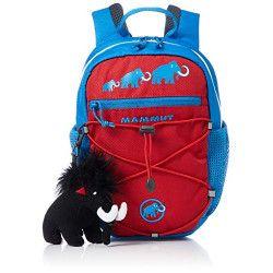 Mammut First Zip sac à dos Bleu, Rouge Polyester