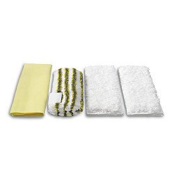 Kärcher 2.863-266.0 accessoire de nettoyage à vapeur Tampons de tissu