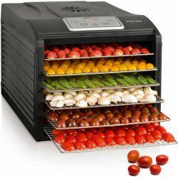 KitchenChef SECCO6BLACK déshydrateur alimentaire Noir 500 W