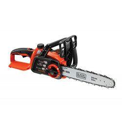 Black & Decker GKC3630LB Noir, Orange