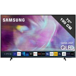 Téléviseur écran 4K SAMSUNG - QE75Q65AAUXXC