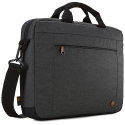 """Sacoche d'ordinateur Case Logic Era Noir pour PC Ultra-portable 14"""""""