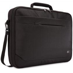 Sacoche d'ordinateur Case Logic Advantage Noir pour PC Portable 17.3