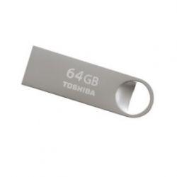 Toshiba TRANSMEMORY U401 64GB lecteur USB flash 64 Go USB Type-A 2.0 Gris