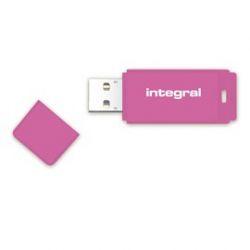 Integral NEON lecteur USB flash 64 Go USB Type-A 2 Rose