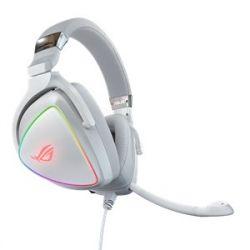 Casque Gaming filaire Asus ROG Delta Edition Blanc
