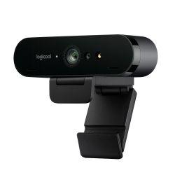 Webcam 4K Logitech Brio Stream Noire