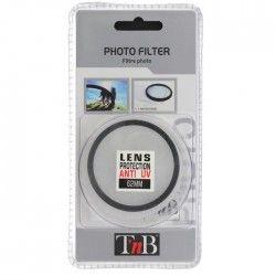 T'nB Filtre UV 62mm DCFUV62 - Pour appareil photo numérique Reflex