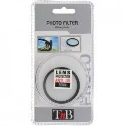 T'nB Filtre UV 52mm DCFUV52 - Pour appareil photo numérique Reflex