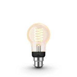 Ampoule connectée Philips Hue 7W A60 Blanc