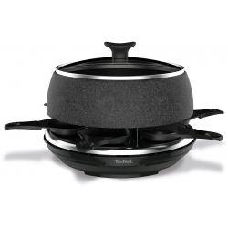 Raclette pour 6 personnes Tefal Cheese N'CO 850 W Noir