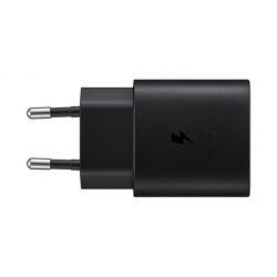 Adaptateur Samsung de voyage à charge rapide USB-C - 25W - Noir