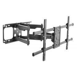"""Equip 650324 support pour téléviseur 2,29 m (90"""") Noir"""