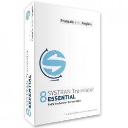 Systran 8 Translator Essential - Anglais / Français / Anglais