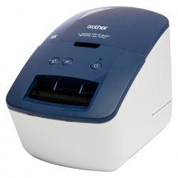 Brother QL-600B Impresora de Etiquetas Profesional