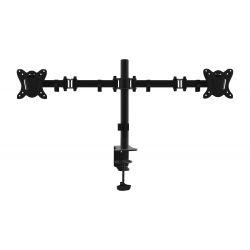 """Equip 650152 support d'écran plat pour bureau 68,6 cm (27"""") Pince Noir"""