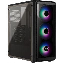 Aerocool SI-5200 Frost Tower Noir