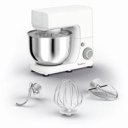 Robot pâtissier Moulinex Masterchef Essential 800 W Blanc et Argent