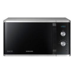 Samsung MS23K3614AS Comptoir Micro-ondes uniquement 23 L 800 W Noir, Argent