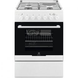 Cuisinière mixte ELECTROLUX - EKM60900OW