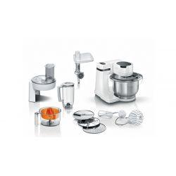 Bosch Serie 2 MUM robot de cuisine 700 W 3,8 L Blanc