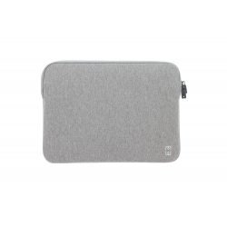 """Housse MW pour MacBook Air et MacBook Pro 13"""" USB C Grise et Blanche"""
