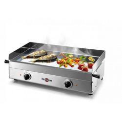 Krampouz GECIG2AO gril éléctrique 3600 W Acier inoxydable