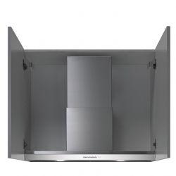 Falmec Virgola Plus Monté au mur Acier inoxydable 600 m³/h