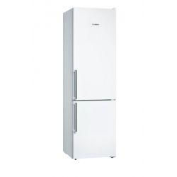 Bosch Serie 4 KGN39VWEP réfrigérateur-congélateur Autoportante 368 L E Blanc