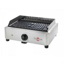 Barbecue électrique Krampouz Mythic GECIM1 1700 W Gris et Noir