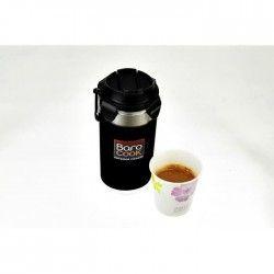 BARO COOK Mug Chaleur Sans Feu 1000 ml Revetement Neoprene