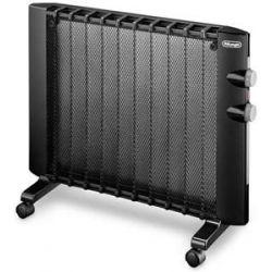 DeLonghi HMP 1000 appareil de chauffage Noir 2000 W Radiateur