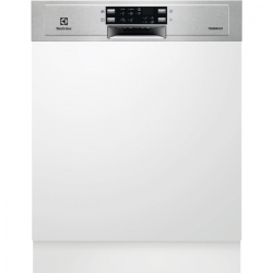 Electrolux ESI9516LOX lave-vaisselle Semi-intégré 14 couverts D