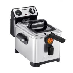 SEB FR518100 friteuse Unique 4 L Autonome 2300 W Noir, Acier inoxydable