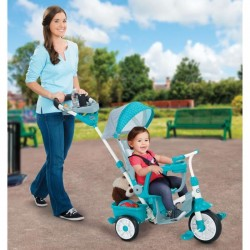 LITTLE TIKES Tricycle Perfect Fit Bleu