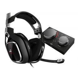 Casque filaire Astro A40 TR avec Mix Amp Pro Noir