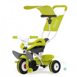 SMOBY Tricycle Baby Balade Vert