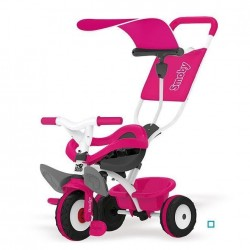 SMOBY Tricycle Baby Balade Rose