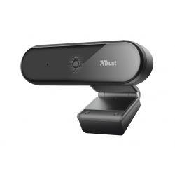 Trust Tyro webcam 1920 x 1080 pixels USB Noir