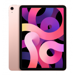 iPad Air 10,9'' 256 Go Or Rose Wi-Fi 4ème génération 2020
