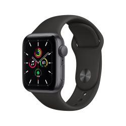 Apple Watch SE 40 mm OLED Gris GPS (satellite)