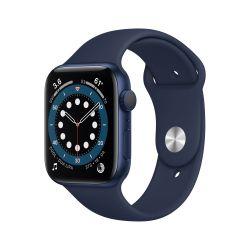 Apple Watch Series 6 40 mm OLED Bleu GPS (satellite)