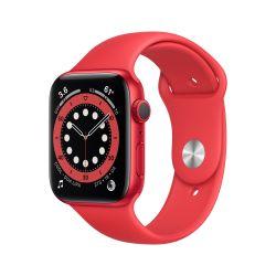 Apple Watch Series 6 44 mm OLED Rouge GPS (satellite)