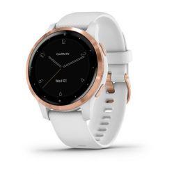 Montre connectée Garmin Vivoactive 4S Blanc