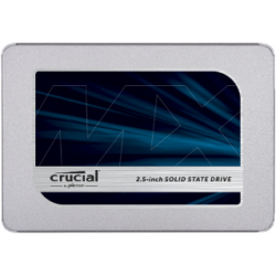 """Disque SSD Interne Crucial MX500Disque SSD 2.5"""" 1 To"""