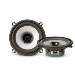 CALIBER Csd13 Paire de Haut-parleurs Coaxiaux a 2 Voies 80W Max 13 cm