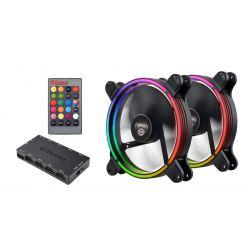 Enermax T.B. RGB Boitier PC Ventilateur 14 cm Noir