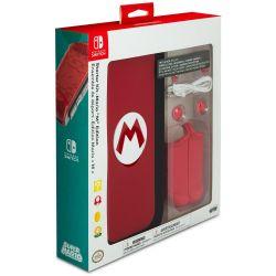 Kit de démarrage Pdp Mario Edition pour Nintendo Switch